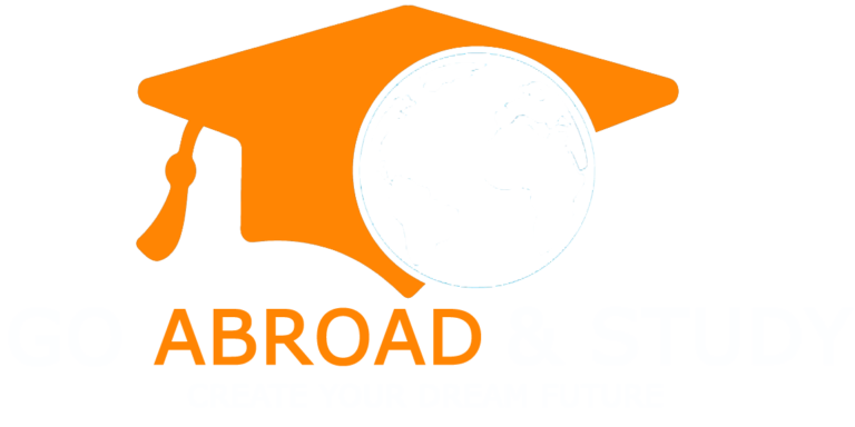 Go abroad and study logo